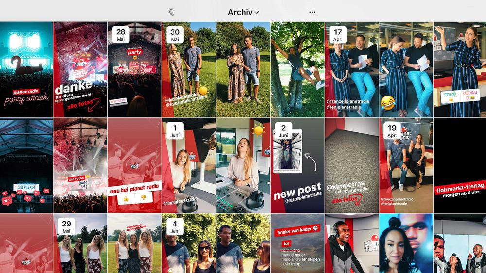 c1887589e6b8 alte instagram stories ansehen – planetradio.de